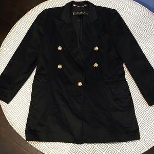 Vintage Escada Cashmere Blazer